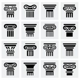 Vector Column icon set