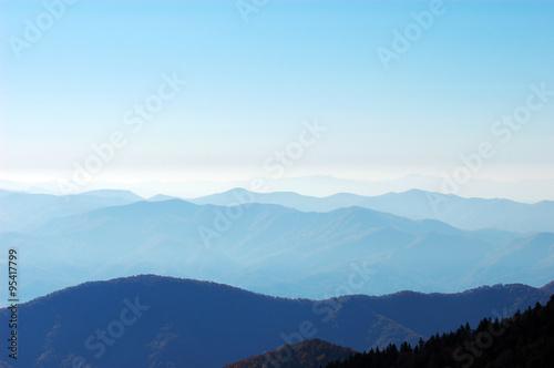 mountain range - 95417799