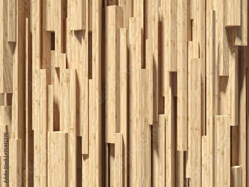 fototapeta na ścianę geometric 3d wall