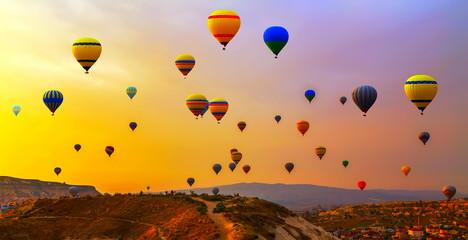 balloons CappadociaTurkey.