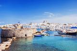 Picturesque Naousa village, Paros island, Cyclades, Greece - 95463737