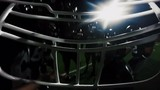 First person point of view from inside a football player