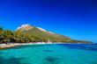 Obrazy na płótnie, fototapety, zdjęcia, fotoobrazy drukowane : beautiful beach Cala Pi de La Posada