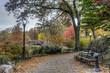 Obrazy na płótnie, fototapety, zdjęcia, fotoobrazy drukowane : Gapstow bridge Central Park, New York City