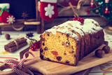 Fototapety Christmas Cake