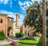 Famous Basilica di San Vitale in Ravenna, Italy - Fine Art prints
