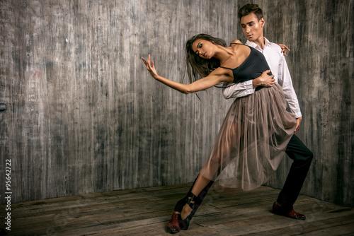 obraz lub plakat ballet dancing