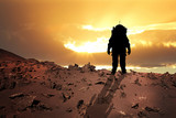 Astronaut to Mars - 95655386