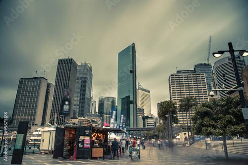 obraz PCV Sydney