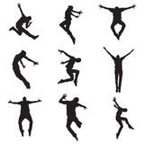 Fototapety Jump