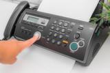 Fax machine - 95707147