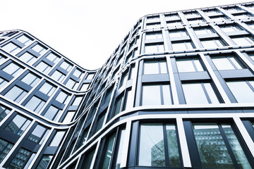 Budynek biurowy w Niemczech