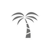Icono palmera FB