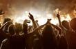 Obrazy na płótnie, fototapety, zdjęcia, fotoobrazy drukowane : Crowd at a festival