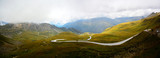 Grossglockner Mountain Alpine Road Panorama