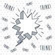 think text balloon design
