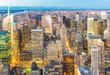 Obrazy na płótnie, fototapety, zdjęcia, fotoobrazy drukowane : New York City Aerial