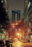 Fototapety Manhattan Bridge