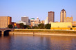 Morning in Des Moines
