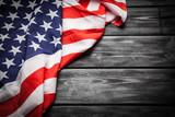 Flag of USA - Fine Art prints