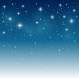 Shiny stars background for Your design