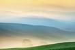 Hilly landscape of Tuscany