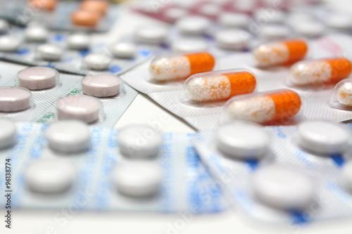 医薬品 Plakat