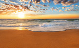 Fototapety Sea sunrise.