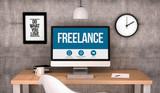 workspace computer freelance
