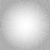 Fototapety Vector halftone dots. Black dots on white background.