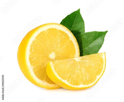 Lemon isolated - 96325545