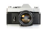 Old film camera - Vecchia macchina fotografica a rullino