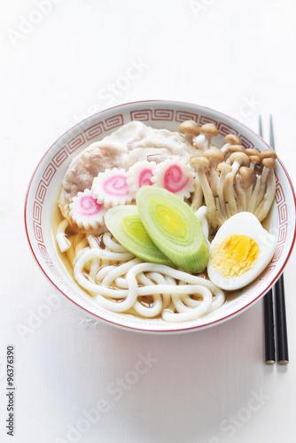 Poster nouilles japonaises