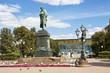 Moscow, Pushkinskaya square