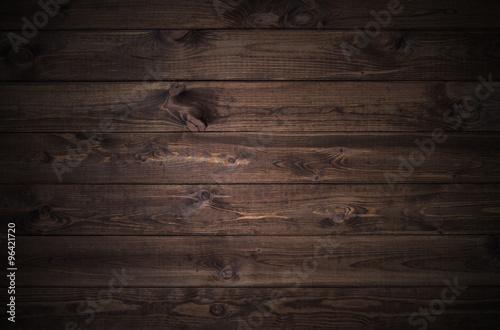 tło z ciemnego drewna deski