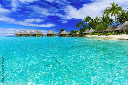 Foto Murales  Bora Bora, French Polynesia