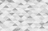 Black White Marble Triangle Pattern Background Illustration