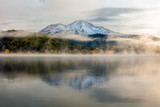 Fototapety Beautiful Mount Shasta and Siskiyou Lake