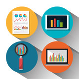 Analitycs search and SEO graphic