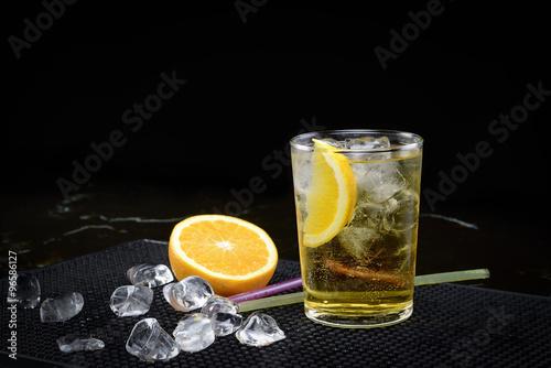 Poster Vodka and Redbull