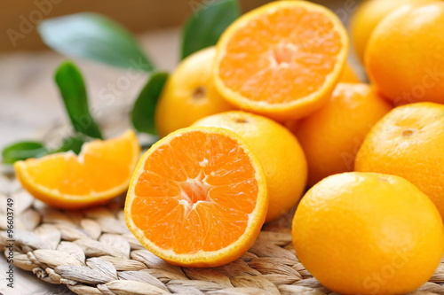 Fresh oranges - 96603749