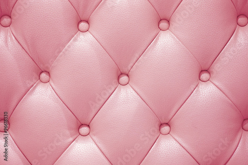 Pink leather sofa texture