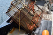 Crab Fishing Industry off the Coast of Alaska