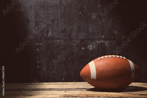 Fotobehang Basketbal American Football