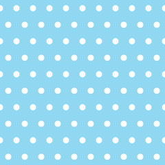 popular blue vintage dots abstract pastel pattern seamless backg