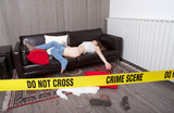 rape - crime scene