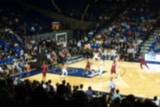 Fototapeta Sport - blurred background of sports arena crowd © jdoms