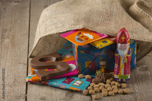 gifts from Sinterklaas Poster