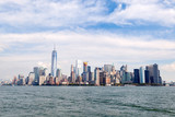 Skyline von Lower Manhattan, New York City