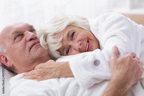 Couple and good sex life